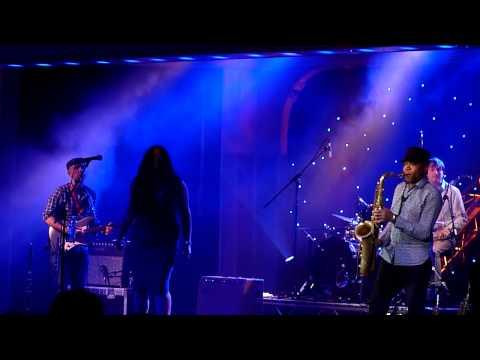 Kyla Brox Band - The 2015 Great British Rock & Blues Festival, Skegness - 23/01/15