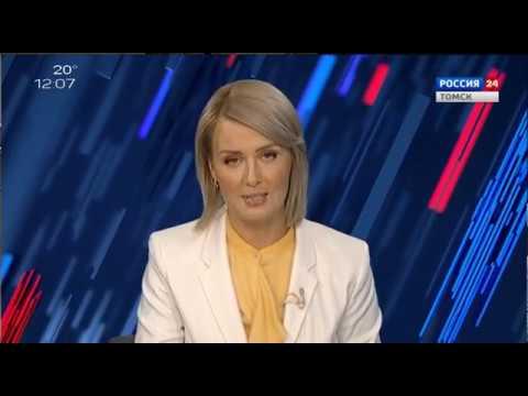 Школа Улыбок - большое интервью на Россия 24 Томск