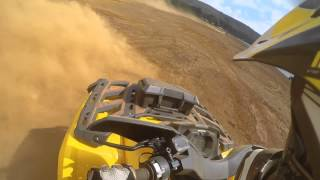 8. Can am Outlander Max XT 650 2013