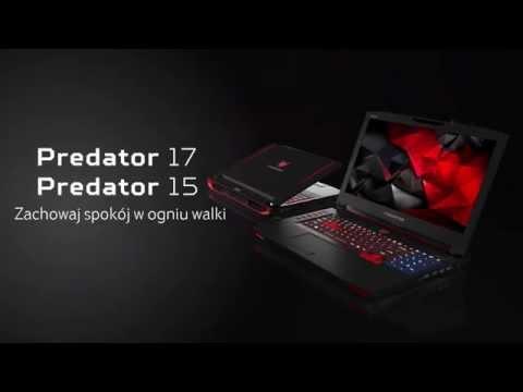 Laptop ACER Predator 17 G9-792-70R7