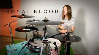 Royal Blood - Out Of The Black - Drum Cover