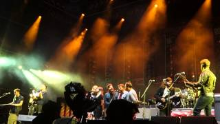 Video Mumford and Sons - Harvest by Neil Young (With First Aid Kit and Bear's Den) MP3, 3GP, MP4, WEBM, AVI, FLV Juni 2018