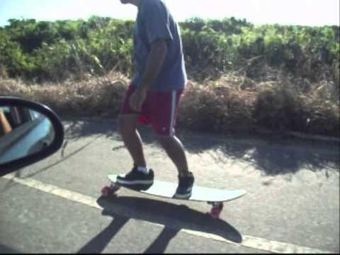 Longboard Skate - Lagoa Doce - São Francisco de Itabapoana / RJ