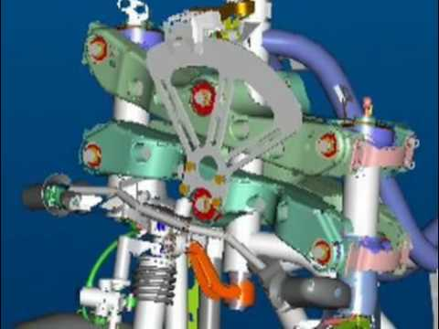 Piaggio MP3 Technical Video