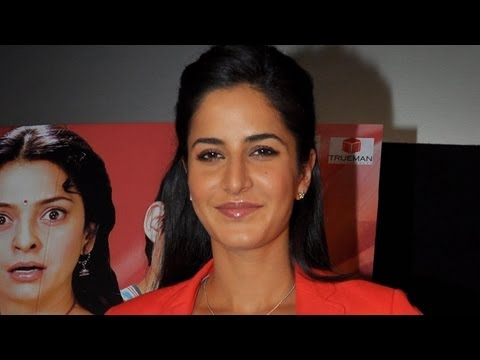 Katrina Kaif Watches A Film With Underprivileged C