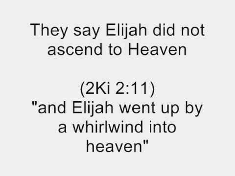 John 3:13 Jesus descended from Heaven?
