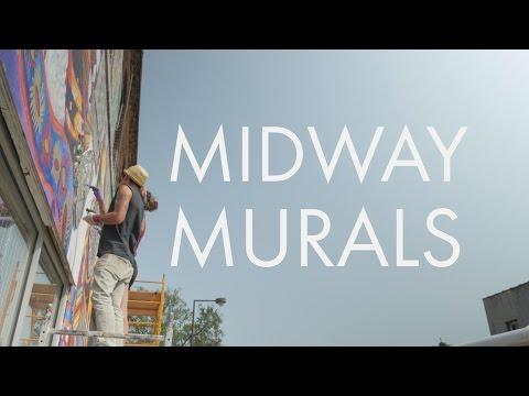 Midway Murals