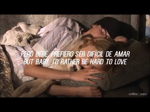 Calvin harris, jessie reyez // hard to love (LYRICS/ESPAÑOL)