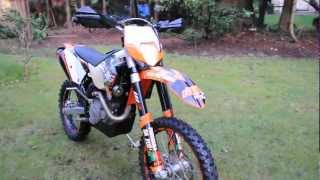 10. KTM 530 EXC R Six Days 2009 MY