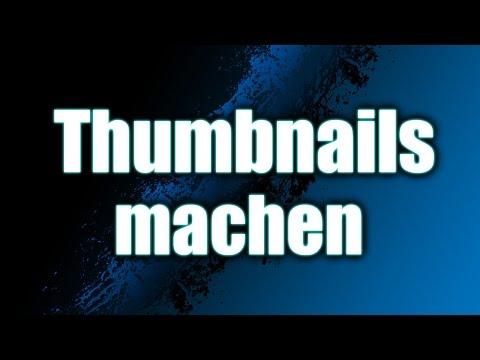 Thumbnails erstellen – Wie erstelle ich Thumbnails? |#1 Grundfunktionen| [1080p] TUTORIAL: GIMP