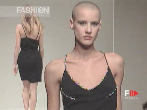 PACO RABANNE Fall 1994/1995cParis - Fashion Channel