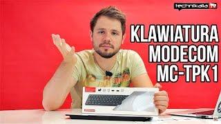Klawiatura Modecom MC-TPK1