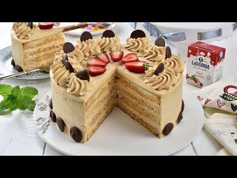 Tort cu caramel, un tort delicios (CC Eng Sub) | JamilaCuisine