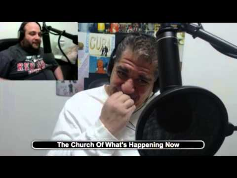 #155 The Church of What's Happening Now: Matt Fulchiron - Joey Coco Diaz