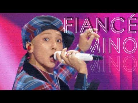 [HOT] MINO - FIANCE,  송민호 - 아낙네 Show Music core 20181215 - Thời lượng: 3:29.