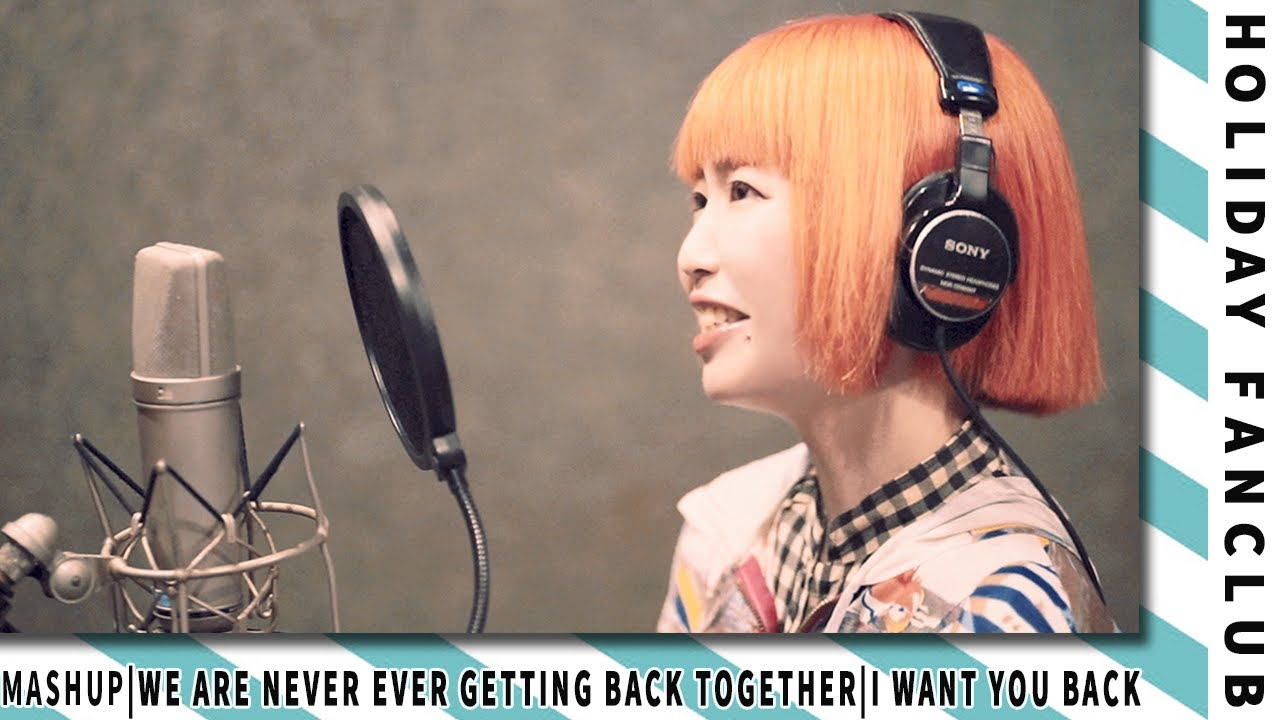 HOLIDAY FANCLUB - We Are Never Ever Getting Back Together (Taylor Swift) × I Want You Back (Jackson 5)