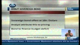 Kenya Has Received Orders Worth 3 Billion Dollars For Its Debut Sovereign Bond