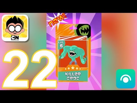 Teeny Titans - Gameplay Walkthrough Part 22 - New Side Missions (iOS)