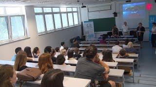 Predavači sa Sveučilišta Hawaii održali predavanje na Filozofskom fakultetu