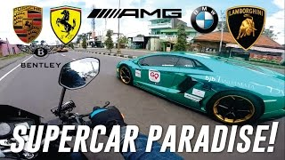 Video Supercar Paradise in SOLO! Lamborghini Aventador,Gallardo, Porsche ,Ferrari !|Spotted by subscriber MP3, 3GP, MP4, WEBM, AVI, FLV Februari 2018