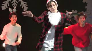 151220 sm rookies show LEE TAEYONG focus Do not cut my video to make GIF plz 请勿截取我的视频制作gif动画.