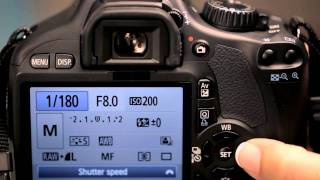 Canon 550D Training Video - Beginner Guide To Photography Part 1/3