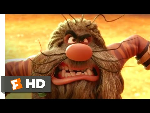 Scoob! (2020) - Blue Falcon vs. Captain Caveman Scene (7/10) | Movieclips