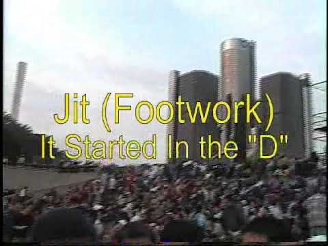 Collection: DANCE BATTLE - Footwork Vs. Jit