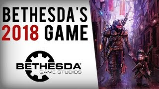"""Video Bethesda's 2018 Fallout-Like Space RPG """"Starfield"""" 