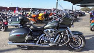 8. 014486   2017 Kawasaki Vulcan Voyager ABS   VN1700B - Used motorcycles for sale