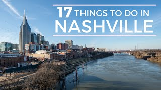 Video 17 Things to do in Nashville, Tennessee MP3, 3GP, MP4, WEBM, AVI, FLV September 2019