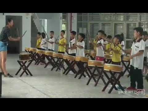 南投縣106年度光榮國小藝術與人文教學深耕計畫:鼓