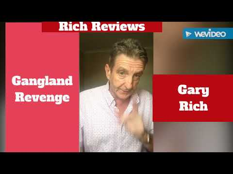 Gangland Revenge 2018 Movie ( Worth A Watch ) Review By Rich Review Gary Rich