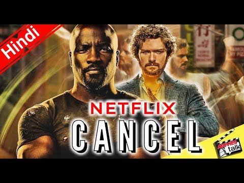 Luke Cage & Iron Fist Got Cancelled From Netflix [Explained In Hindi]