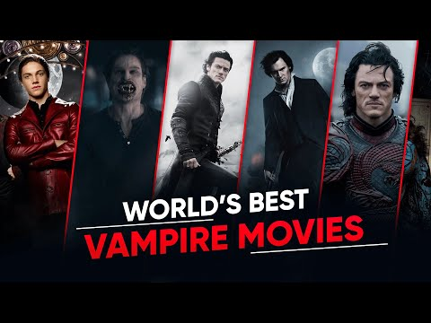 Top 10 Best Vampire Hollywood Movies In Hindi Dubbed || Best Dracula Movies in Hindi | Moviesbolt