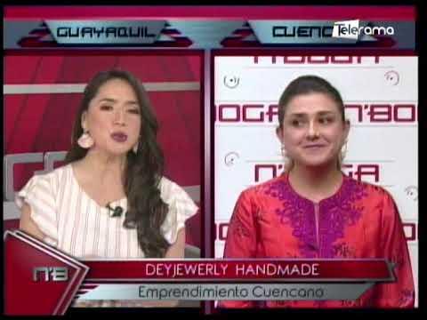 Deyjewerly Handmade emprendimiento Cuencano