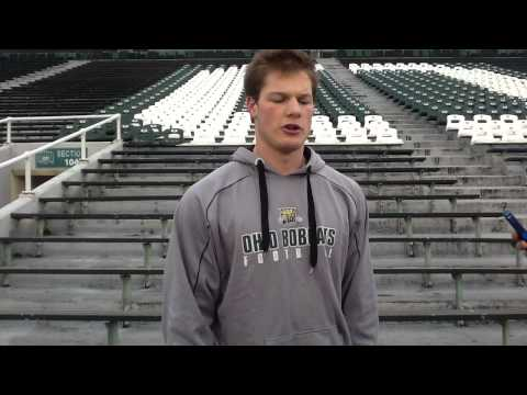 Tyler Tettleton Interview 3/26/2013 video.