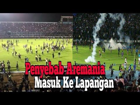 Download Video TERKUAK!! Ini Penyebab Aremania Masuk Ke Lapangan & Ricuh