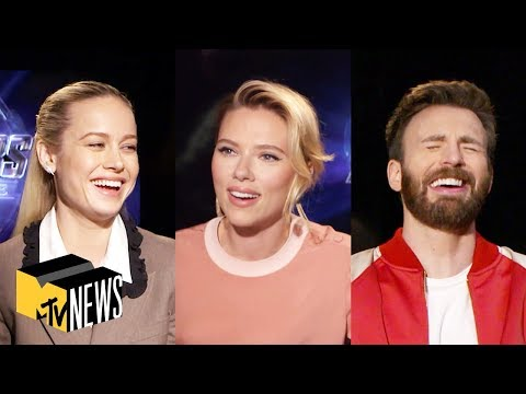 'Avengers: Endgame' Cast Play Most Likely To | MTV News
