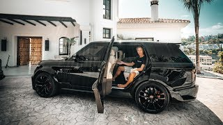 Download Video WOW! 750 HP RANGE ROVER WIDEBODY LWB!  | VLOG³ 46 MP3 3GP MP4