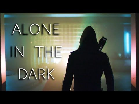 Oliver & Felicity || Alone In The Dark [AU]