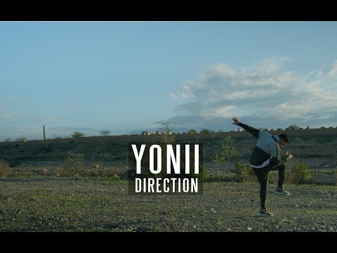 YONII - DIRECTION prod. by LUCRY (Official 4K Video) (видео)
