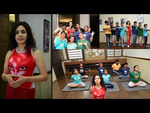 Nawaz Modi Singhania to train 'Indian Idol Junio