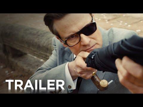 Kingsman: The Golden Circle   Official Trailer #2 HD   English / Deutsch / Français Edf   2017
