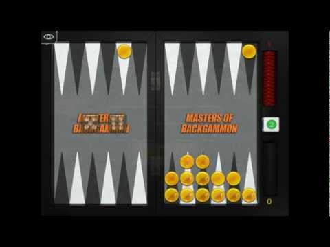 Video of Backgammon Masters Free