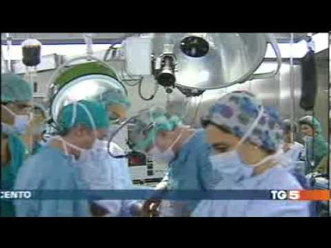 Tg5 27/11/2012 – Presentazione del Compendio SIC Sanità in cifre 2011