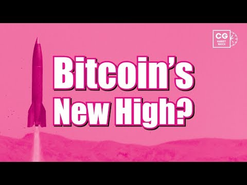 CG MarketWatch | Prominent Figures Positive on Bitcoin video