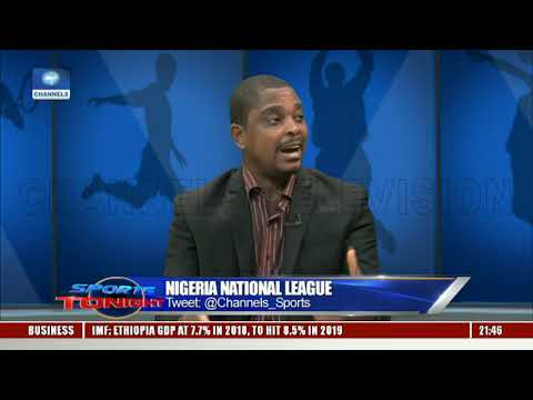 Nigeria Beat Egypt To Qualify For 2019 Beach Soccer World Cup In Paraguay Pt.2 |Sports Tonight|