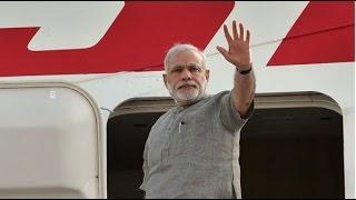 Video PM Narendra Modi leaves for Bangladesh | PMO MP3, 3GP, MP4, WEBM, AVI, FLV Mei 2019