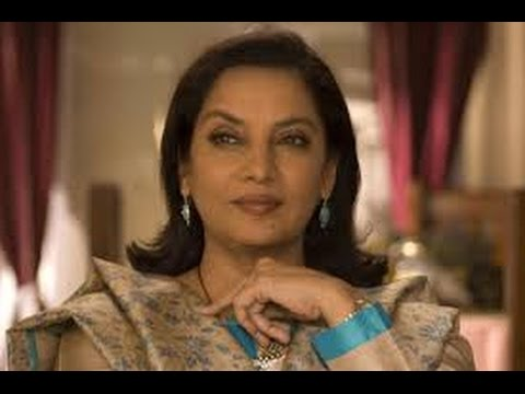 """I've based my Character on Sulbha Arya"" – Shabana Azmi"